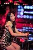 Beautiful Women At The Bar (3)