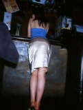 Lonely Young Woman At The Bar (4)