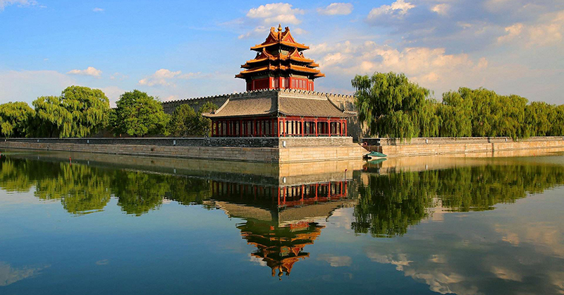 Ancient Capitals In Chinese History beijing