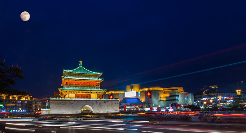 Ancient Capitals In Chinese History xi'an