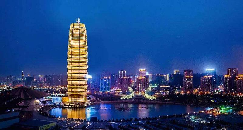 Ancient Capitals In Chinese History zhengzhou