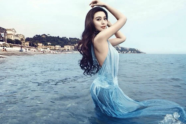 Chinese Celebrity Income List Fan Bingbing
