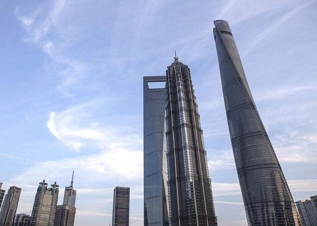 Top 10 Tallest Buildings in china shanghai center building