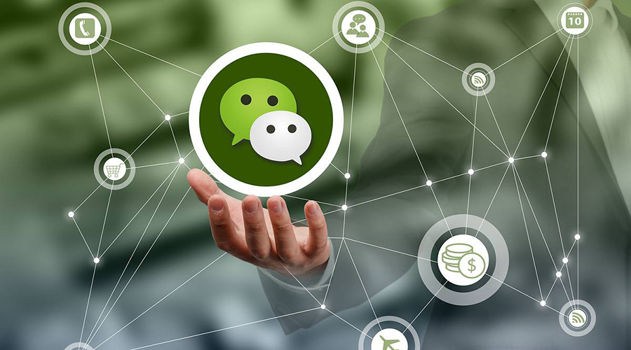 top 10 apps wechat