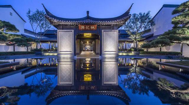 top 10 house in china-Sunac·Suzhou Taohuayuan