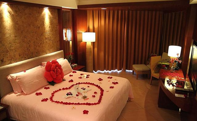 2019 western Valentine's Day hotel