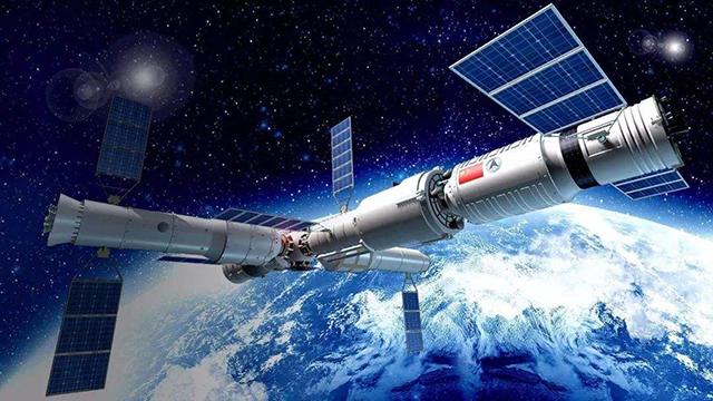 China Aerospace in 2018-Sino-French marine satellite launch