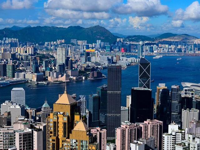China Hong Kong Top 50 Rich List
