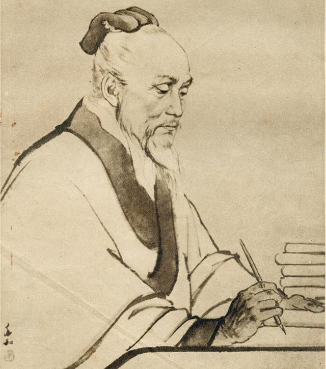 Famous Doctors in Ancient China zhangzhongjing