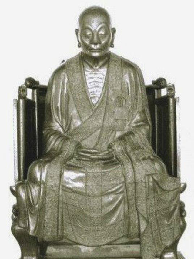 Famous Monks In Ancient China-Hui Neng
