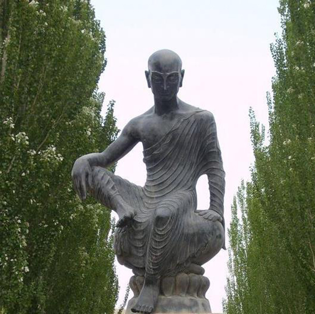 Famous Monks In Ancient China-Kumaras