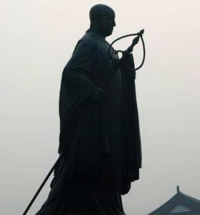 Famous Monks In Ancient China-Shinji