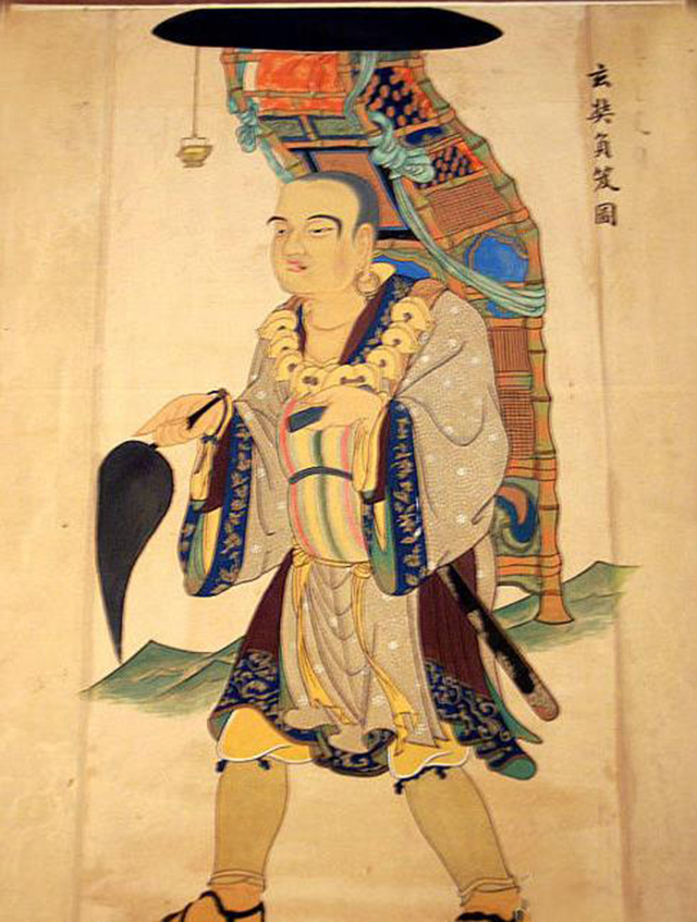 Famous Monks In Ancient China-Xuanzang
