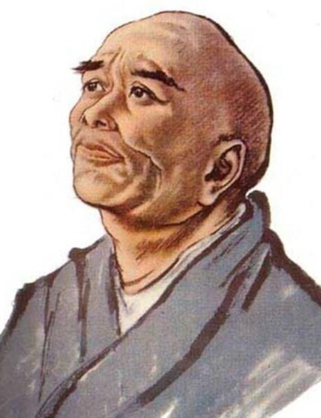 Famous Monks In Ancient China-Yi Hang