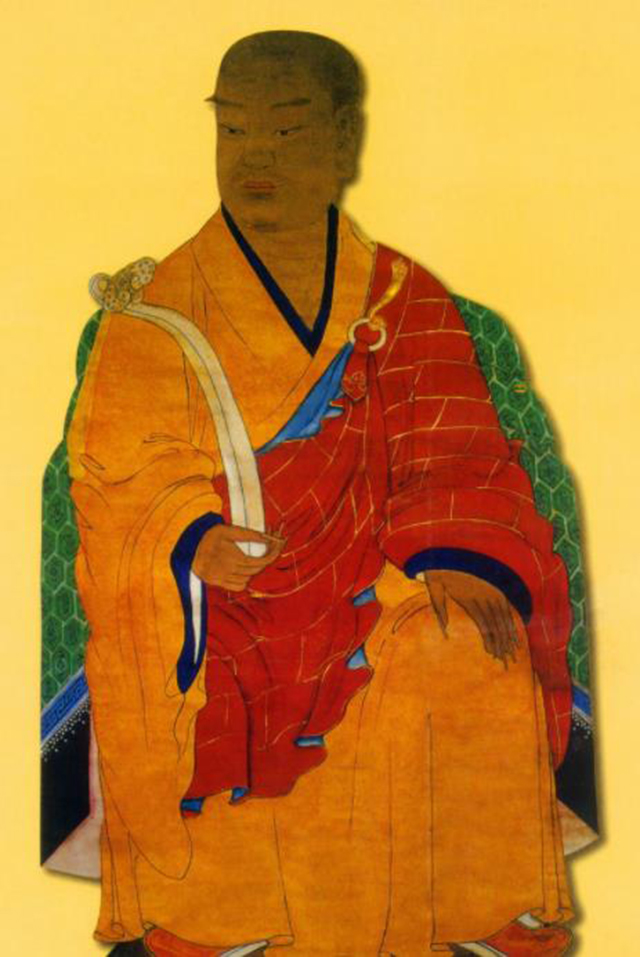 Famous Monks In Ancient China-Zhisheng