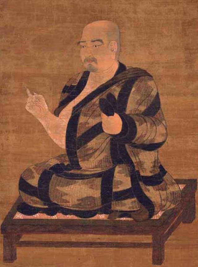 Famous Monks In Ancient China-bu kong