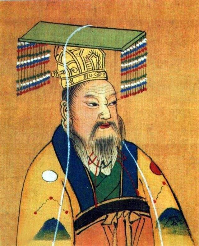 Greatest Emperors in Ancient China-yangjian