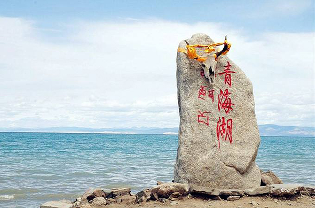 Most Beautiful Lakes In China-qinghai lake