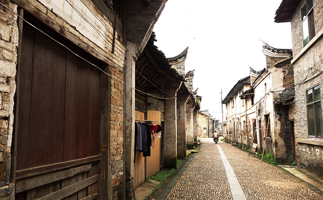 Most beautiful Ancient Towns-Futian Ancient Town