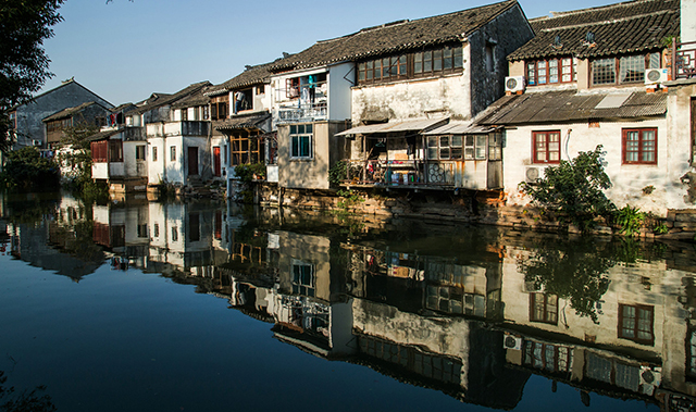 Most beautiful Ancient Towns-Tongli Town