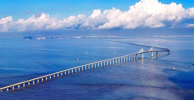 Top 20 Super Projects in China-Hangzhou Bay Bridge