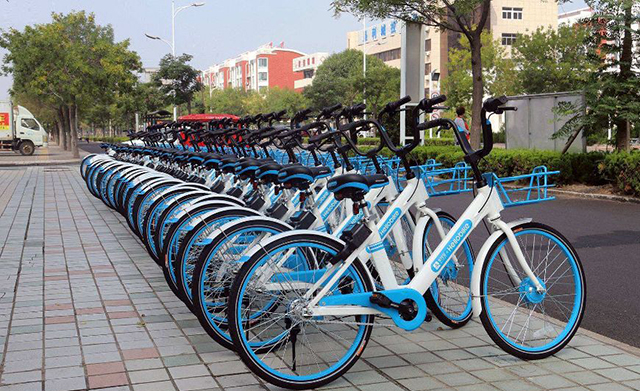 Bike Sharing Companies in China-hellobike