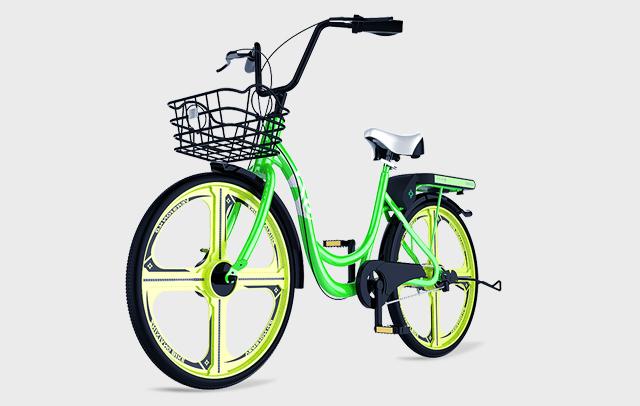 Bike Sharing Companies in China-qibei