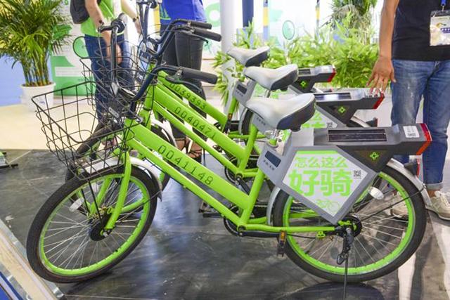 Bike Sharing Companies in China-zxbike