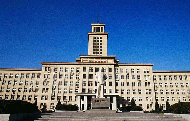 Most Beautiful Universities in China-Nankai University