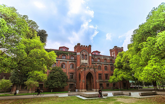 Most Beautiful Universities in China-Suzhou University