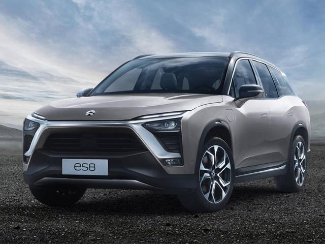 China's New Energy Vehicle Brand