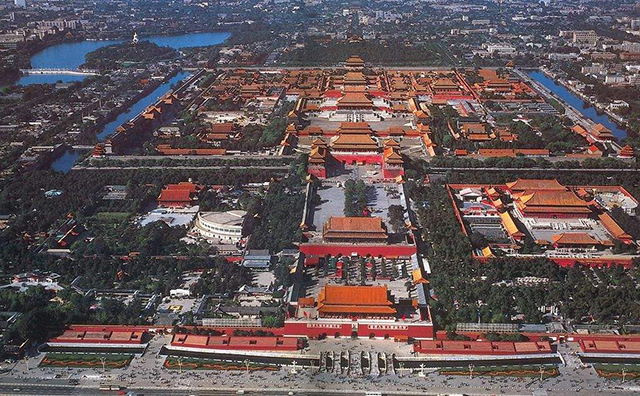 Super Projects In Ancient China-Beijing Forbidden City