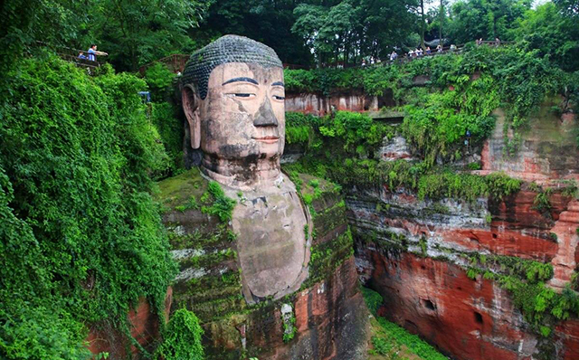 Super Projects In Ancient China-Leshan Giant Buddha