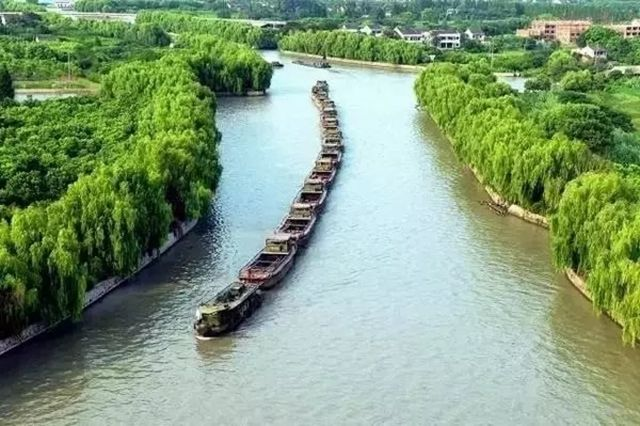 China's Top 10 in The World-The longest canal in the world—Beijing-Hangzhou Grand Canal