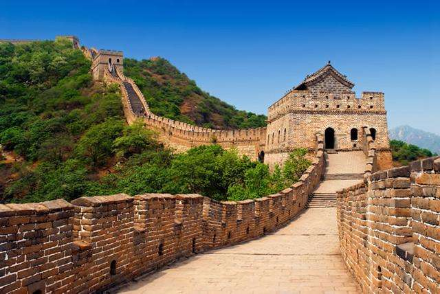 Super Projects In Ancient China-the Great Wall