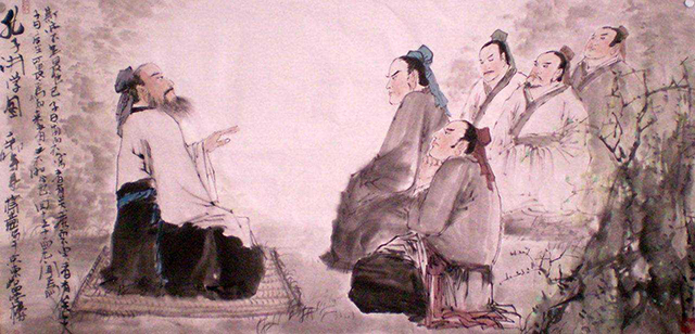 Top 10 Best Occupations In Ancient China-Teacher