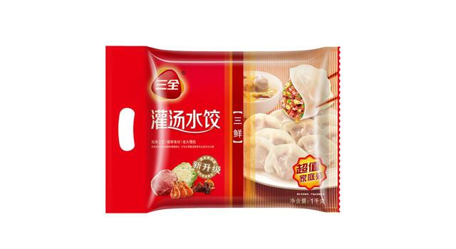 Top 10 Dumpling Brands in China-sanquan