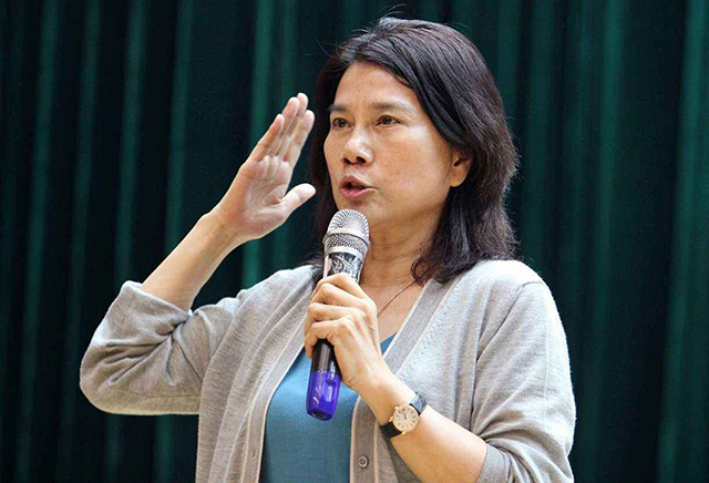 China's Top 10 Influential Business Women-dongmingzhu