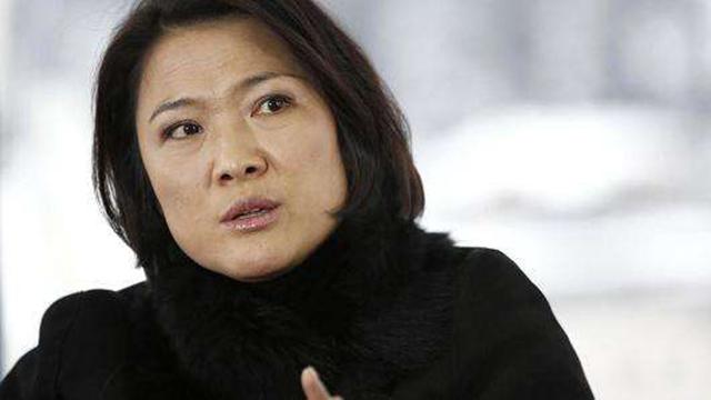 China's Top 10 Influential Business Women-zhangxin