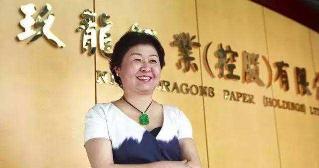 China's Top 10 Influential Business Women-zhangyin