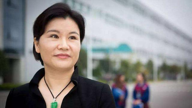 China's Top 10 Influential Business Women-zhouqunfei