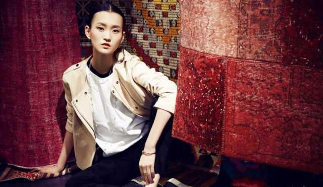 China's Top 10 International Supermodels-wangxinyu