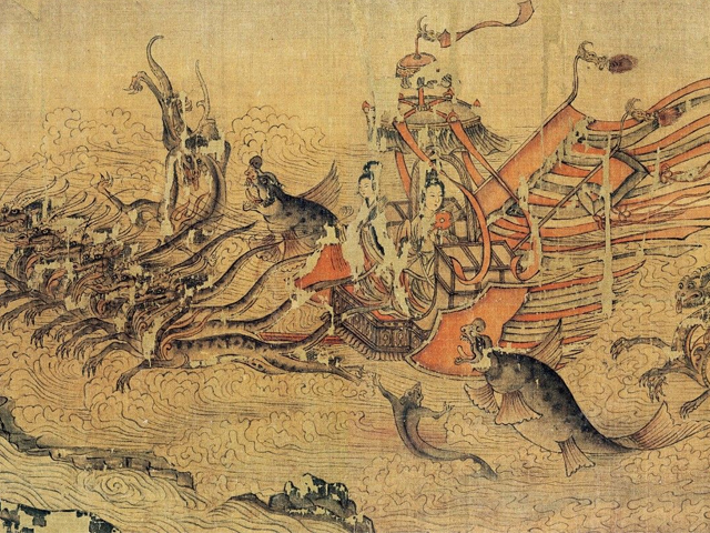 Top 10 Famous Chinese Paintings in Ancient China