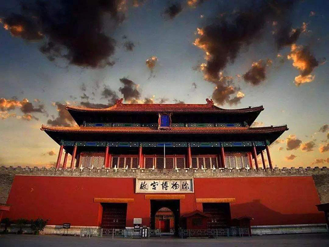 Top 10 Human Landscapes in China-Beijing Palace Museum