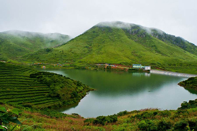 Top 10 Most Beautiful islands in China-Dayushan Island
