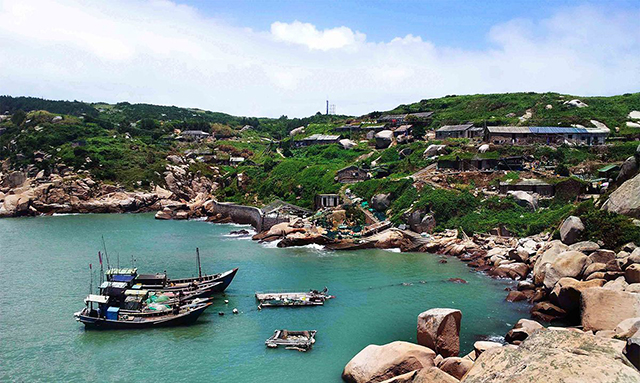 Top 10 Most Beautiful islands in China-Nanji Island
