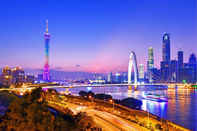 Top 10 Richest Cities in China-guangzhou