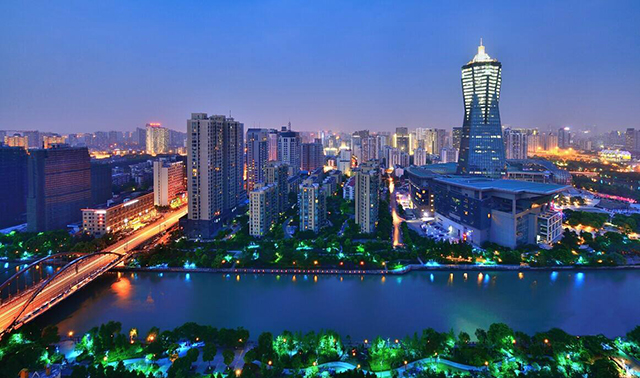 Top 10 Richest Cities in China-hangzhou