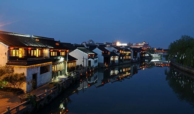 Top 10 Richest Cities in China-jiaxing