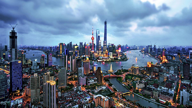 Top 10 Richest Cities in China-shanghai